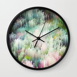 Trespass Roses Wall Clock