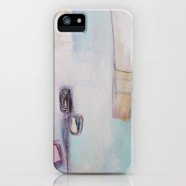 mint love. iPhone Case