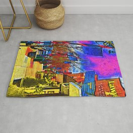 The Lawyers Office And The Village Shops Rug