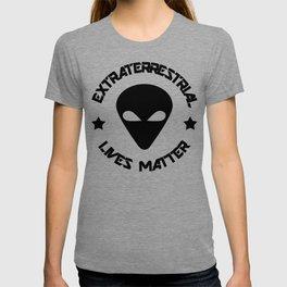 ET Lives Matter (Military Version) T-shirt