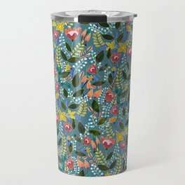 Fall Forest Travel Mug