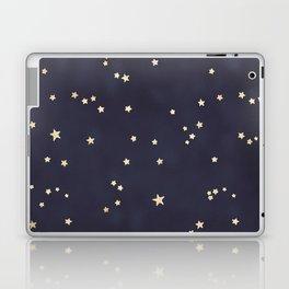 Gold Stars Laptop & iPad Skin