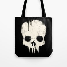 Paint it Black Tote Bag