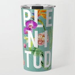 Plenitud Travel Mug