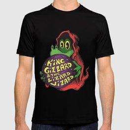 King Gizzard & The Lizard Wizard - Gator T-shirt
