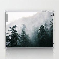 Forest Fog IX Laptop & iPad Skin