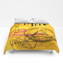 Handicapped Giraffe Comforters