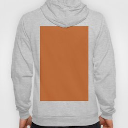 Pantone 17-1145 Autumn Maple Hoody