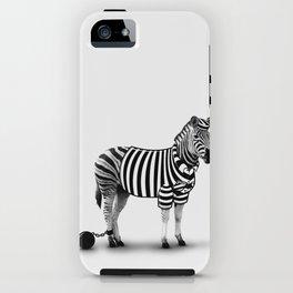 LOCKDOWN! iPhone Case