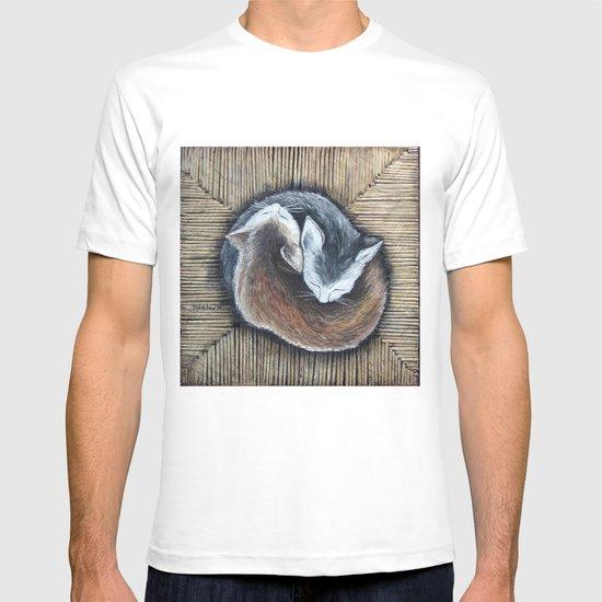 Cats rest T-shirt