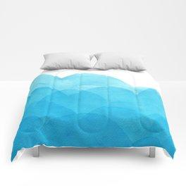 Always blue Comforters