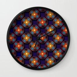 Astro III Wall Clock
