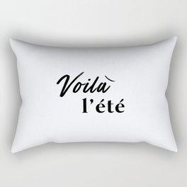 86. Here is Summer Rectangular Pillow