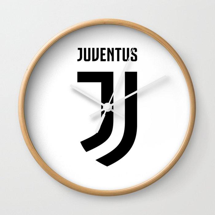 juventus logo Wall Clock
