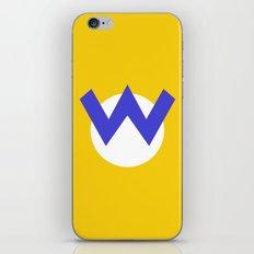 Nintendo Wario iPhone & iPod Skin