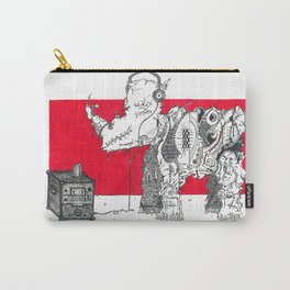 Red Rhino Carry-All Pouch