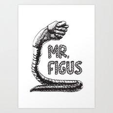 Figus Art Print