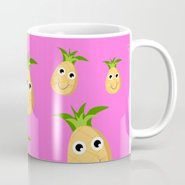 Pineapple Party Coffee Mug