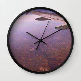Great Wide Open Wall Clock