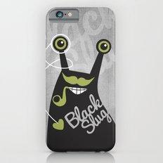 Black Slug iPhone 6s Slim Case
