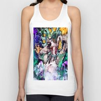 ursula Tank Tops featuring Ursula  by RDsix3