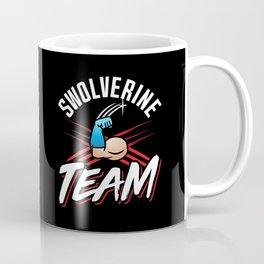 Swolverine Team Coffee Mug