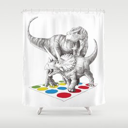 The Ultimate Battle Shower Curtain