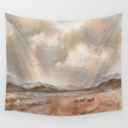 Graze On Wall Tapestry