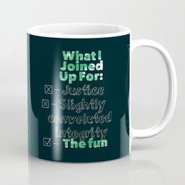 For the Fun Coffee Mug