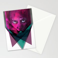 THREE-ANGLE Stationery Cards