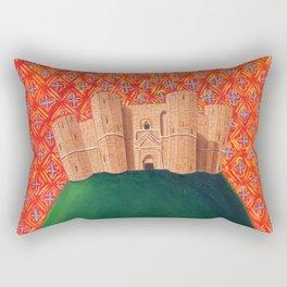 Castel del Monte - L'Epoca di Federico II Rectangular Pillow