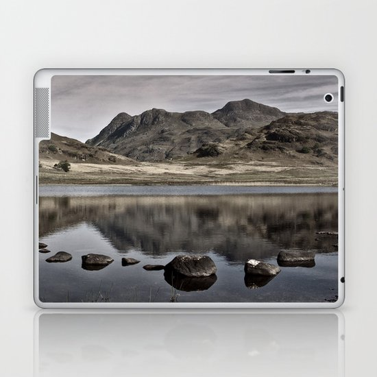 Early Morning at Blea Tarn Laptop & iPad Skin