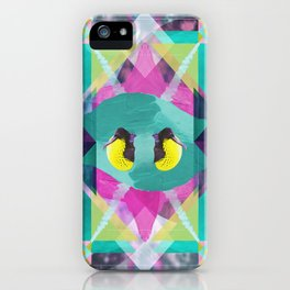 National Geometric iPhone Case
