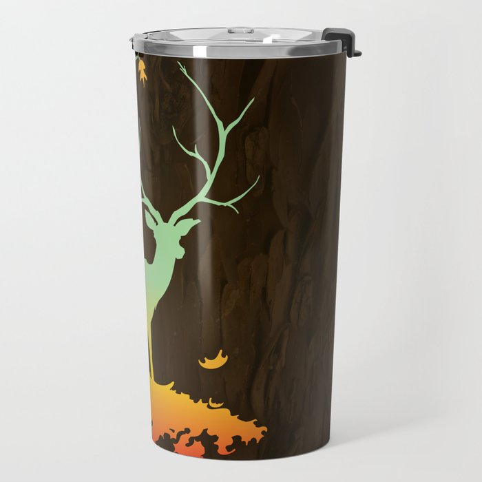 Fawn and Flora Travel Mug