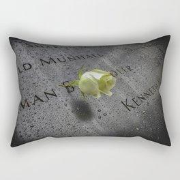 Caring Rose Rectangular Pillow