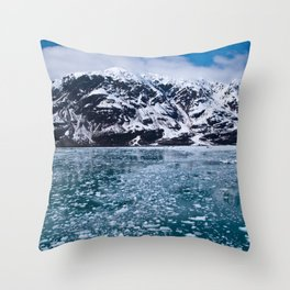 Frozen Ambitions  Throw Pillow