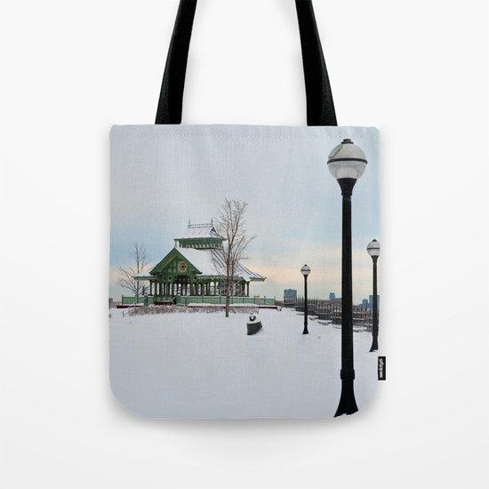 The Kiosk Tote Bag