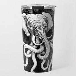 Crazy Elephant Travel Mug