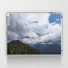 Banff Gondola Mountain View Laptop & iPad Skin