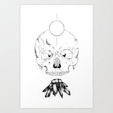 Geoffry Art Print