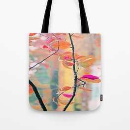 New Autumn Colours  Tote Bag