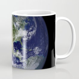 Planet Earth - The Blue Marble From Space Coffee Mug