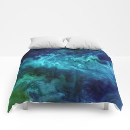 The Art of Nature - Churning in the Chukchi Sea Comforters