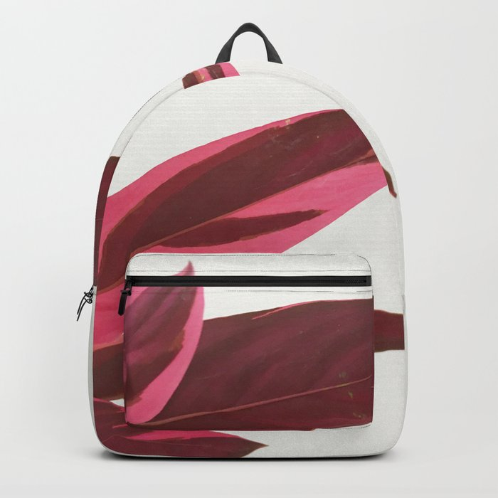 Red Leaves I Backpack