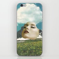 rushmore iPhone & iPod Skins featuring Mount Rushmore by Jordan Clark