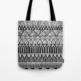 Pattern Party Tote Bag