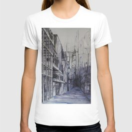 Invisible city T-shirt