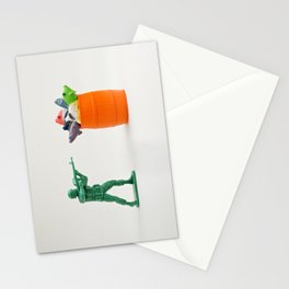 Like Shooting Fish In A Barrel Stationery Cards