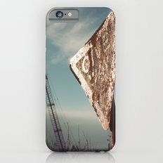 i give way to cranes, do you?.. iPhone 6s Slim Case