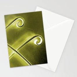 Papillon d'or Stationery Cards